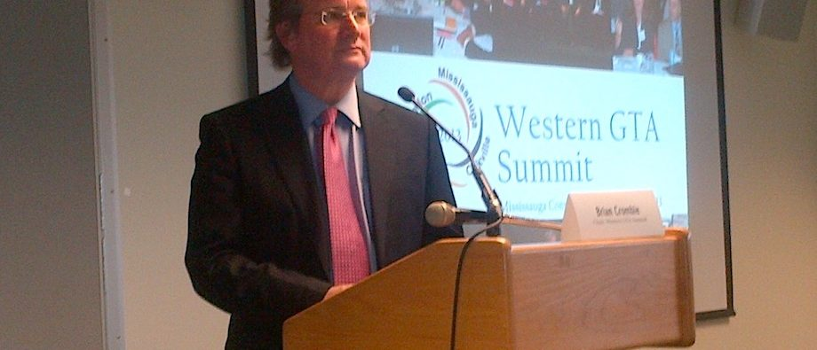 Brian Crombie - Community & The Power of Co Western GTA Summit